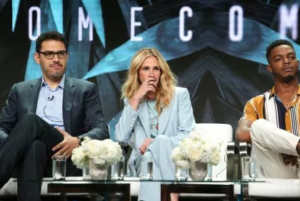"Julia Roberts On Her Series Debut In Amazon's 'Homecoming': ""A Great Mental Challenge Every Day"" – TCA"