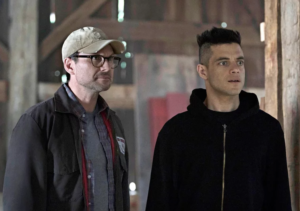 Rami Malek on 'emotional' final season of Mr. Robot: 'It's remarkable'