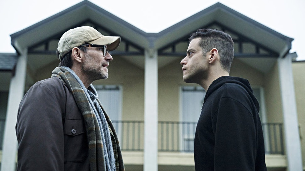 'Mr. Robot' Won't Return, But Sam Esmail Has Been Planning The Ending For Years