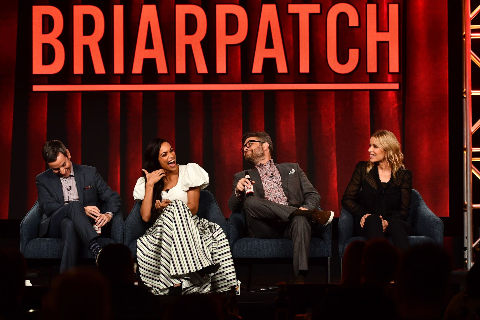IndieWire: 'Briarpatch' Stars Discuss USA Network's Upcoming Murder Mystery Series