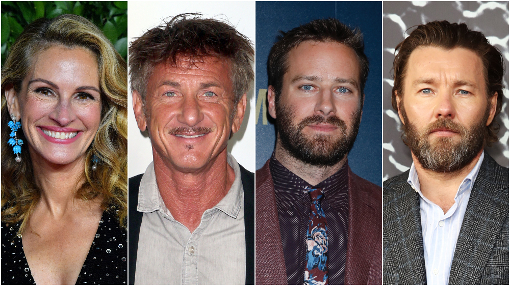 Variety: Julia Roberts, Sean Penn, Armie Hammer and Joel Edgerton to Star in Watergate Series From Sam Esmail