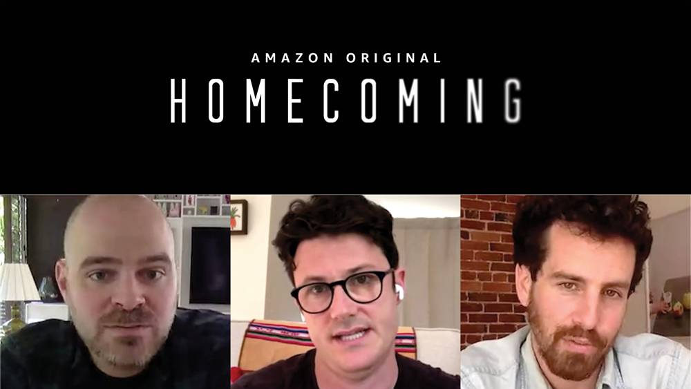 Deadline: 'Homecoming' Team On Delving Into Wide-Open Spaces In Season 2 – Contenders TV