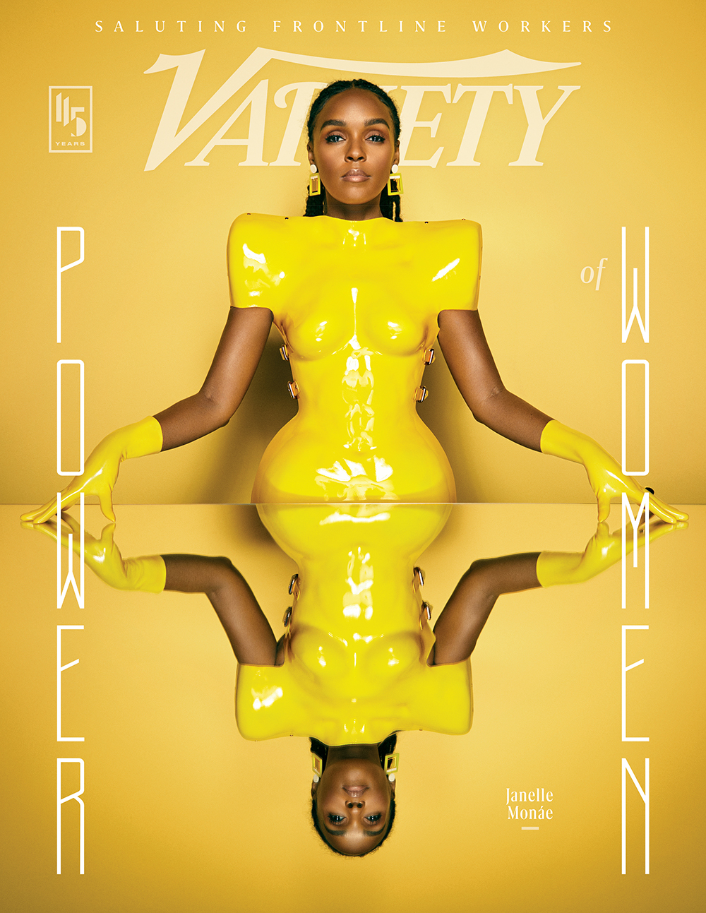 Variety: Janelle Monáe – The Interracial Queer Relationship in 'Homecoming' Is 'The Representation We Need' Now